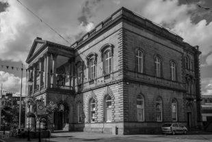 Accrington Town Hall, Accrington, Hyndburn, Lancashire