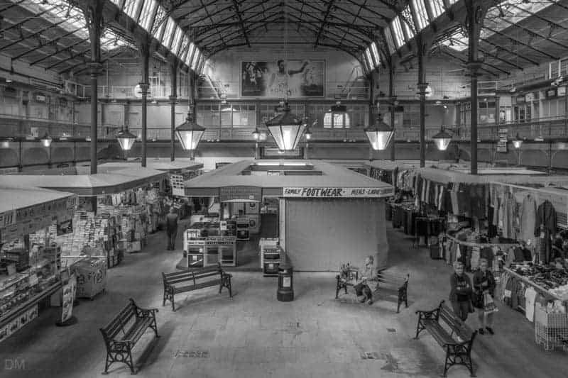 Accrington Market Hall, Accrington, Lancashire