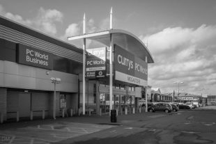 Currys PC World at Alban Retail Park in Warrington