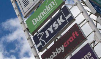 Bolton Gate Retail Park