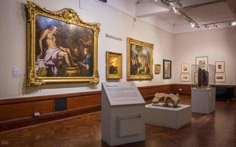 Masterpieces in Bolton Art Gallery