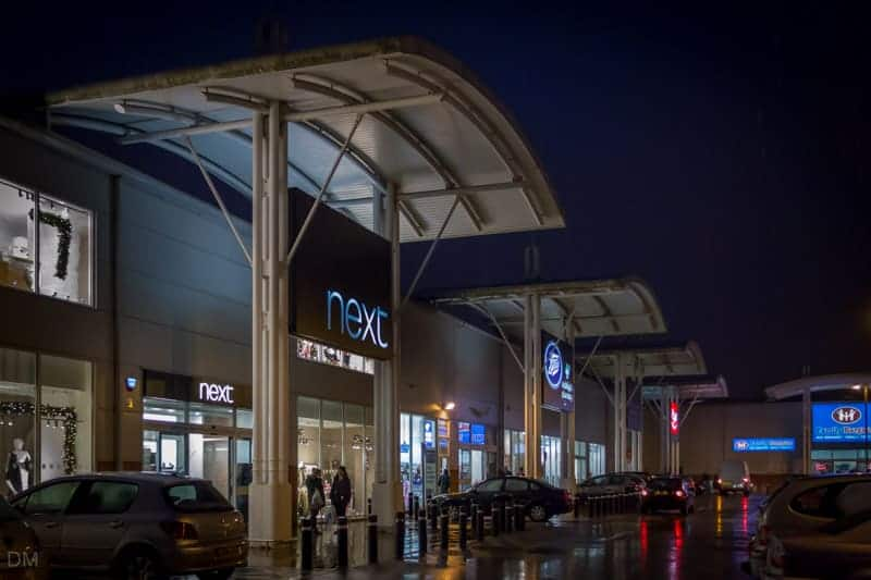 Next, Boots, Argos, and Family Bargains at Bolton Shopping Park, Trinity Street