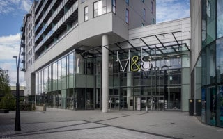 M&S (Marks and Spencer) at the Rock, Bury.