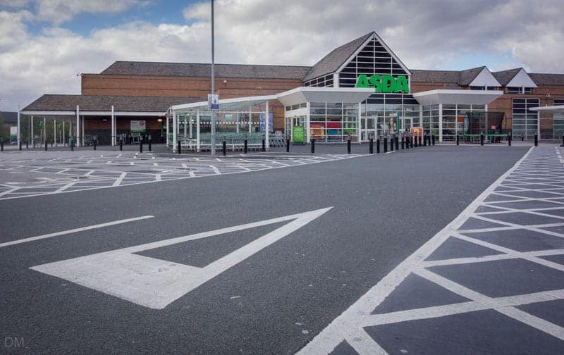 Asda, Pilsworth, Bury