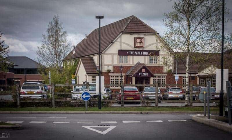 Paper Mill pub, Pilsworth, Bury