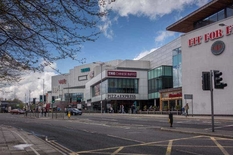 The Rock Shopping Centre Bury Shops Opening Times