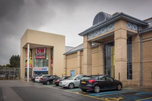 Central Drive Retail Park, Morecambe