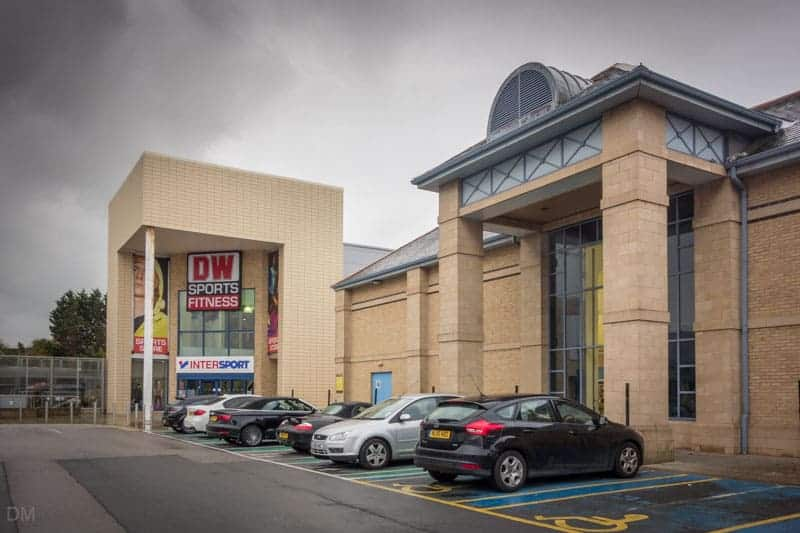 DW Sports, Central Drive Retail Park, Morecambe