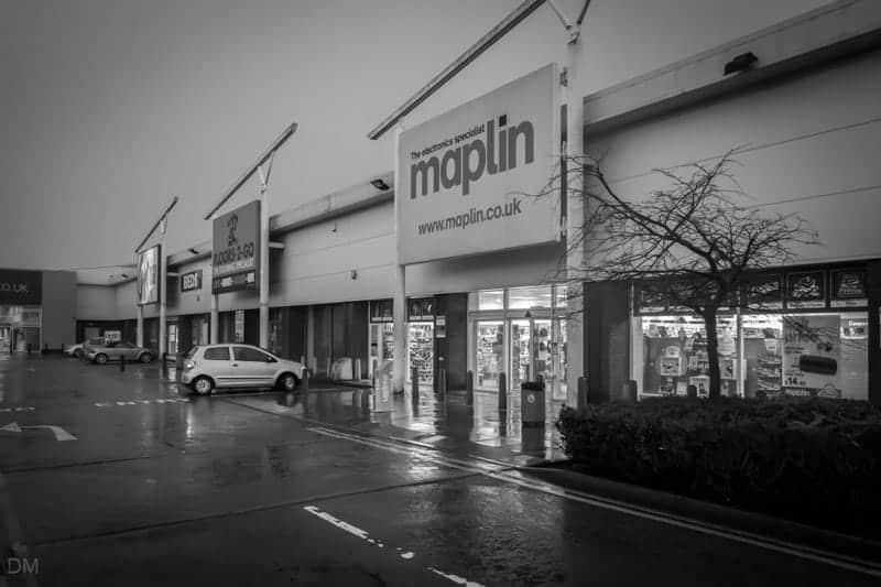 Maplin, Central Retail Park, Manchester Road, Bolton