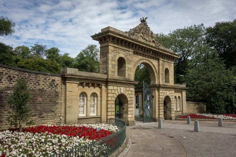 Corporation Park, Blackburn