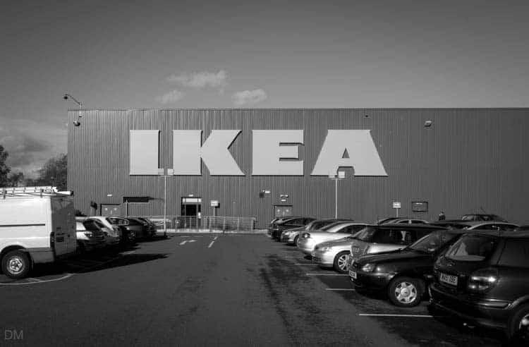 IKEA at Gemini Retail Park in Warrington