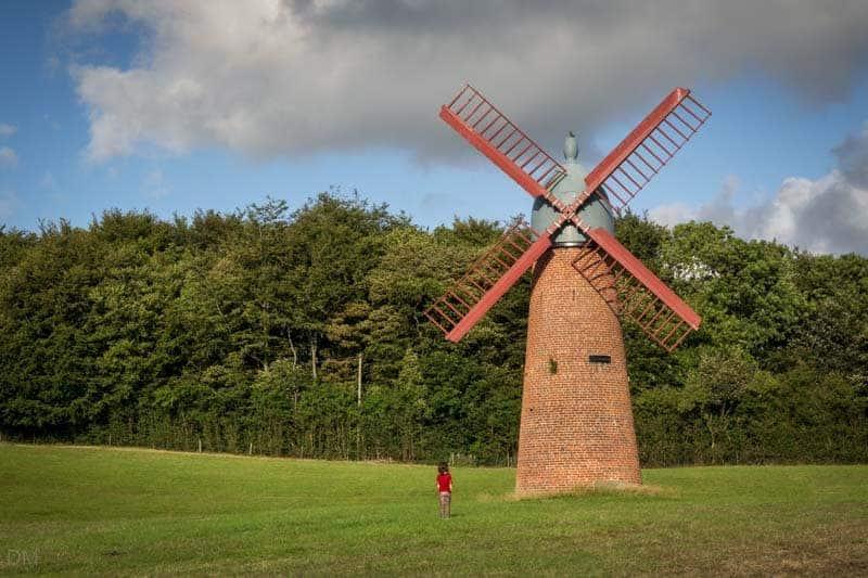 Haigh Windmill, Wigan