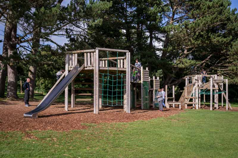 Natural Adventure Play Area