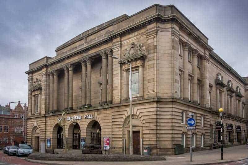 King George's Hall, Blackburn, Lancashire