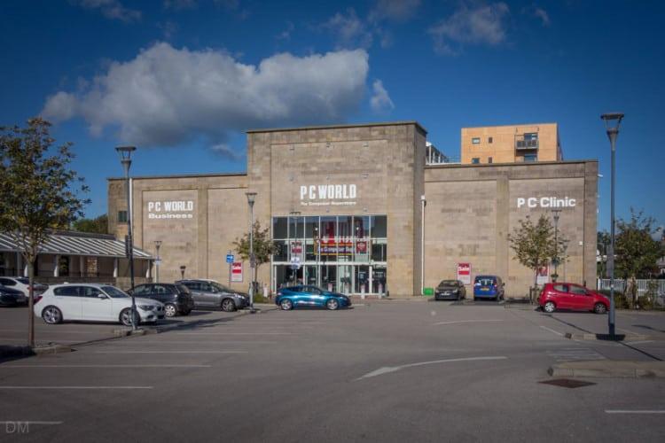 Kingsway Retail Park Lancaster Currys Pc World Laura