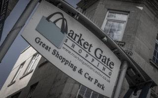 Market Gate Shopping Centre Lancaster