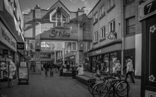 St Nicholas Arcades, Cheapside, Lancaster