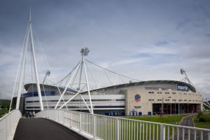 Macron Stadium, Bolton