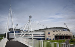 University of Bolton Stadium, Bolton