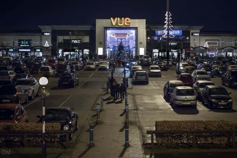 Vue cinema at Middlebrook in Bolton