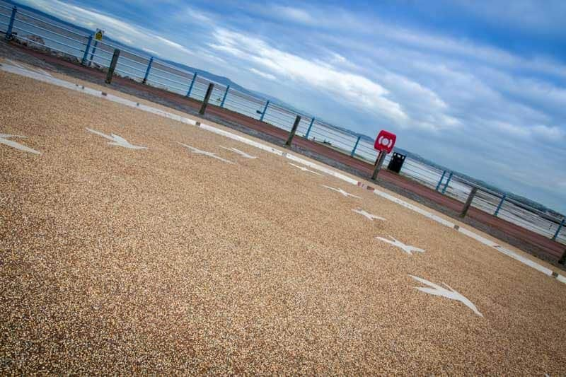 The Tern Project - Morecambe Promenade