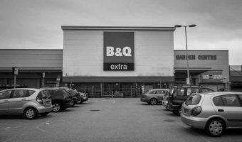 B&Q Nova Scotia Retail Park Blackburn