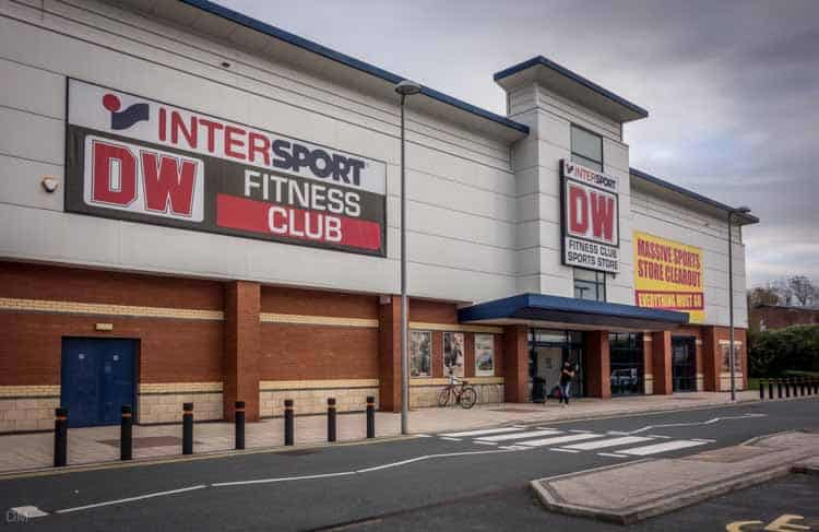 Peel Leisure And Retail Park Blackburn