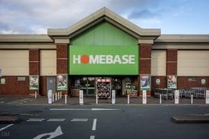 Homebase, Riverside Retail Park