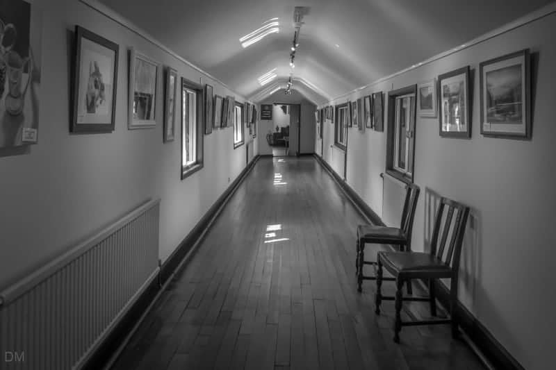 Bridge Gallery art exhibition at Samlesbury Hall