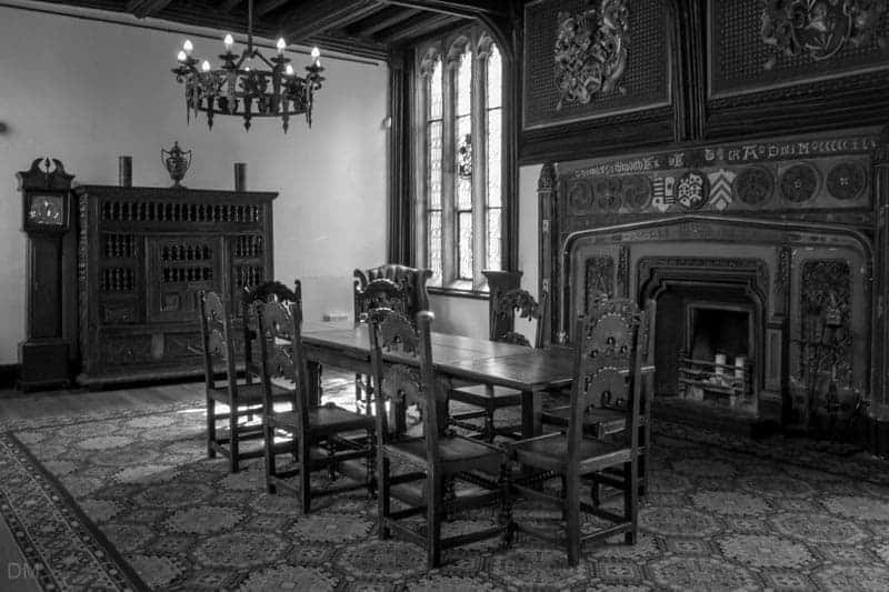 The Parlour at Samlesbury Hall