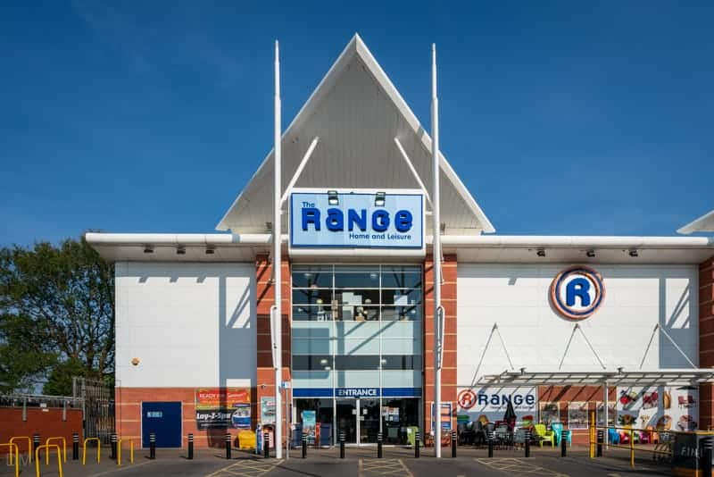 The Range at Central 12 Shopping Park, Southport