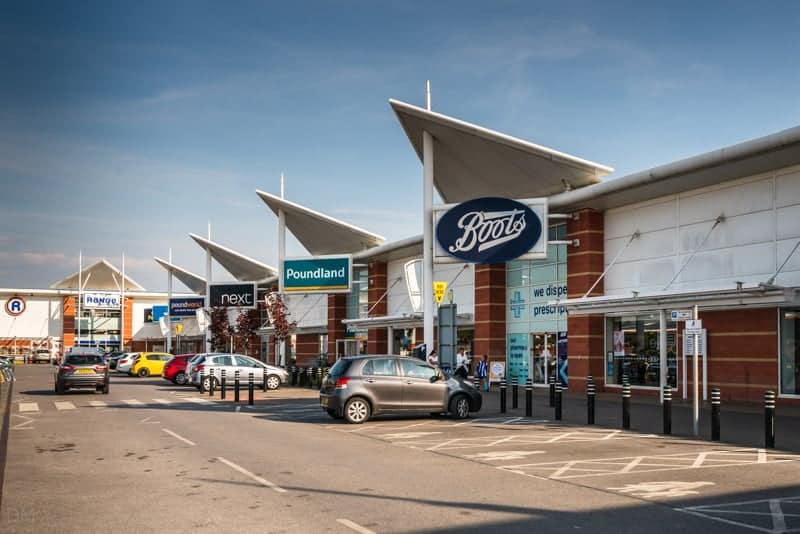 Stores at Central 12 Shopping Park - Boots, Poundland