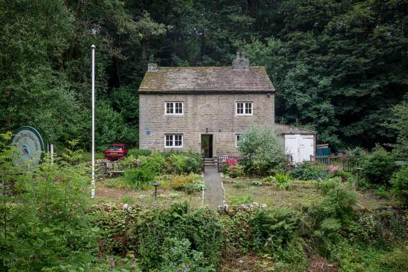 Sunnyhurst Wood Visitor Centre - Tourist Information, Darwen, Lancashire