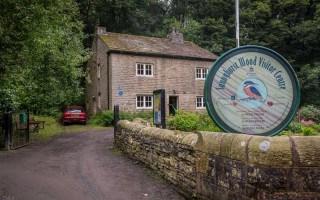 Sunnyhurst Wood Visitor Centre, Darwen, Lancashire