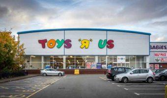 Toys R Us, Trinity Retail Park, Bolton
