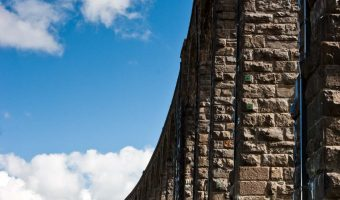 Ribblehead Viaduct - Settle to Carlisle Railway