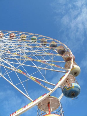 Central Pier Ferris Wheel