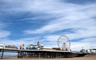 Pier, Blackpool