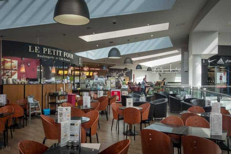 Le Petit Four - Casino Cafe, Grand Arcade, Wigan
