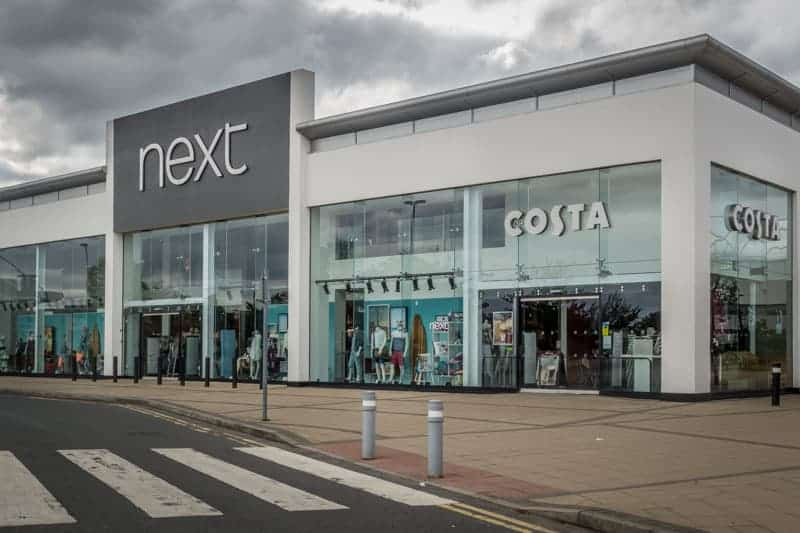 Next, Robin Retail Park, Wigan