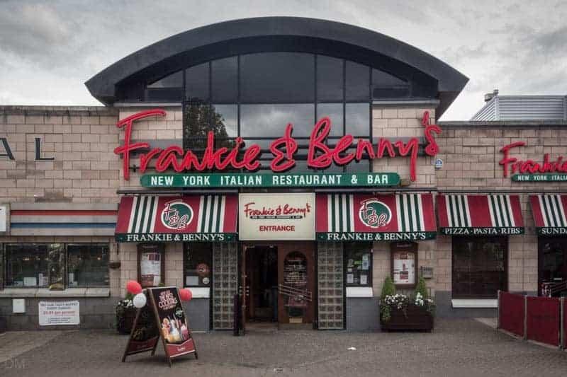 Frankie & Benny's, Robin Park, Wigan
