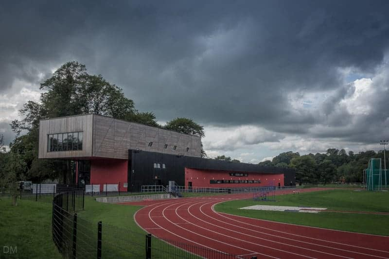 Witton Park Arena, Blackburn, Lancashire
