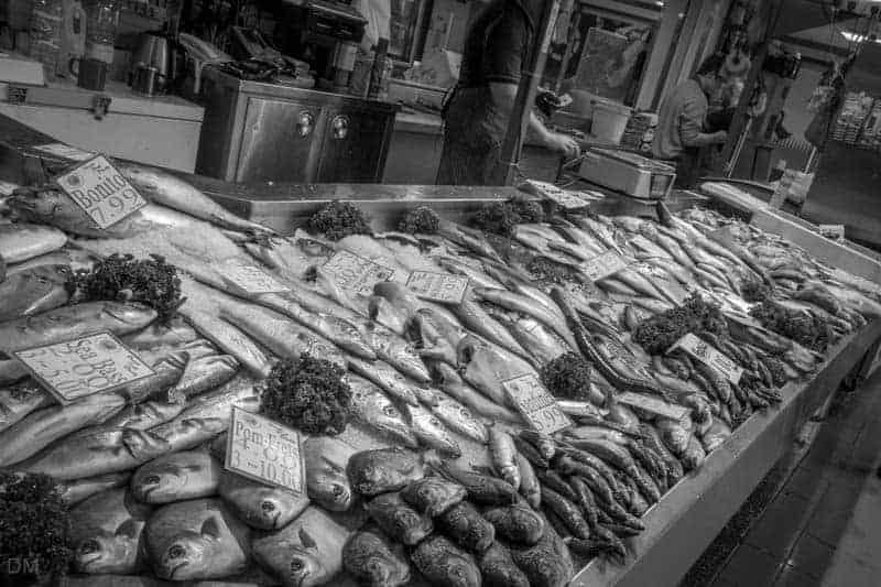 Fishmongers - Arndale Market, Arndale Centre, Manchester