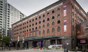 Great Northern Warehouse, Deansgate, Manchester