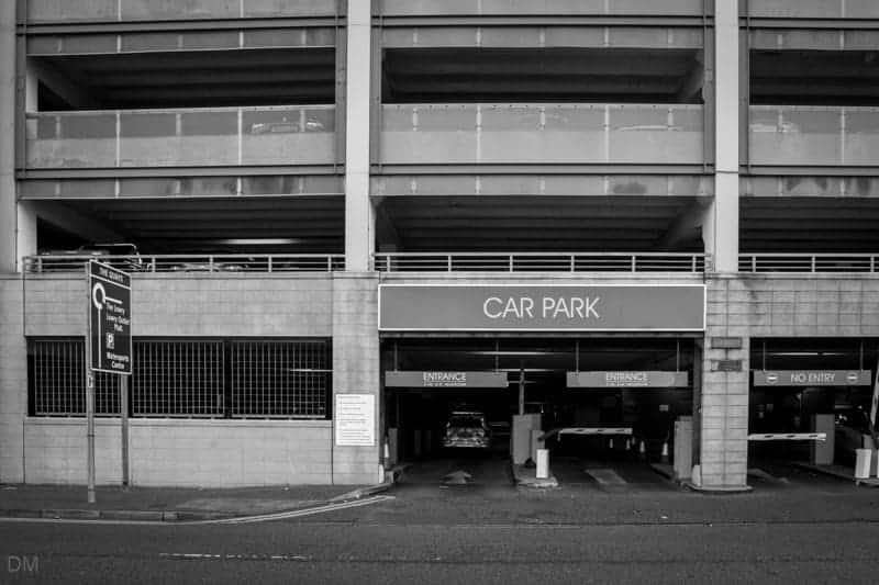 Lowry Theatre Car Park Postcode