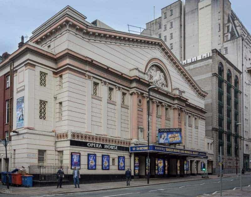 Manchester Opera House Hotels