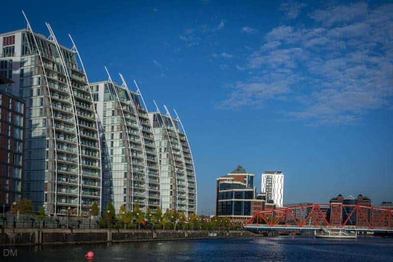 NV Buildings - Apartments at Salford Quays, Greater Manchester