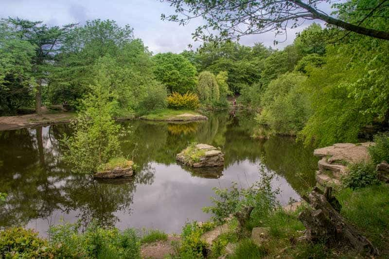 Japanese Garden, Rivington Terraced Gardens