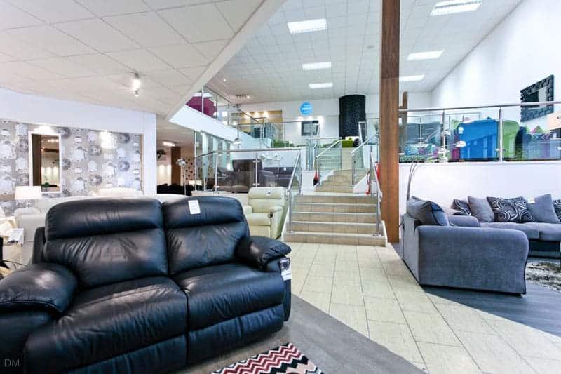 Sofology - Greyhound Retail Park, Chester