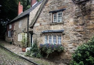 10 Firwood Fold - the birthplace of Samuel Crompton